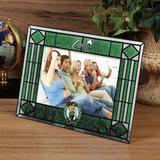 """Boston Celtics Art-Glass Horizontal Picture Frame"""