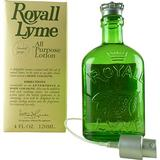 Royall Lyme By Royall Fragrances 4 oz All Purpose Lotion / Cologne for Men