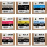 Epson T850 UltraChrome HD 9-Ink Cartridge Set T850900
