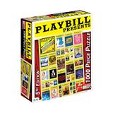 Endless Games 1000-pc. Playbill Presents The Broadway Musical Collection Jigsaw Puzzle, Multicolor