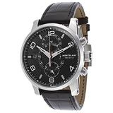 Montblanc Men's 105077 Timewalker Analog Display Swiss Automatic Black Watch