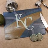 Kansas City Royals 8'' x 11.75'' Carbon Fiber Cutting Board