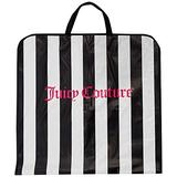 """Juicy Couture 49"""" Foldover Garment Bags with Handles Travel Zip-up Dress, Suit, Gown Carrier Travel Tote"""