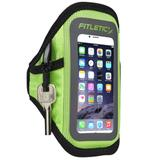 Fitletic Surge Running Armband Packs & Carriers Green