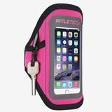 Fitletic Surge Running Armband Packs & Carriers Pink
