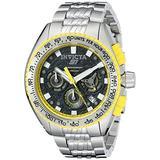 Invicta Men's 18928 S1 Rally Analog Display Quartz Silver Watch