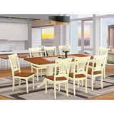 9 PC Dining room set for 8-Dining Table and 8 Chairs for Dining