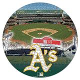 MLB Oakland A's Puzzle in Box (500 Piece)