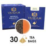 Himalayan Oolong Tea Leaves, 15 Tea Bags (PACK OF 2), Long Leaf Pyramid Oolong Tea Bags, Oolong Tea for Weight Loss, 100% Natural Oolong Tea Loose Leaf, Detox Tea & Slimming Tea, Packed at Source