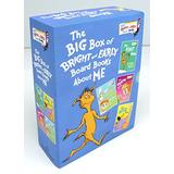 The Big Box of Bright and Early Board Books About Me: The Foot Book by Dr. Seuss; The Eye Book by Dr. Seuss; The Tooth Book by Dr. Seuss; The Nose Book by Al Perkins (Big Bright & Early Board Book)