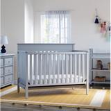 Graco Lauren 4-in-1 Convertible Crib Wood in Gray, Size 43.5 H x 30.1 W x 57.0 D in | Wayfair 04530-36F