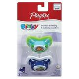Playtex 00128 Silicone Binky 6 Months & Up