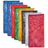 """Champion Sports 6-pk. 24"""" x 48"""" Mesh Equipment Bag Set, Multicolor"""