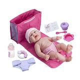 """10 Piece Deluxe Diaper Bag Gift Set 
