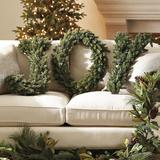 Joy Spruce Wreath - Ballard Designs