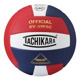 Tachikara Official SV5WSC Microfiber Composite Leather Volleyball, Red
