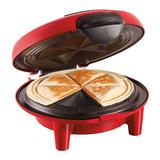 Hamilton Beach Quesadilla Maker, Red
