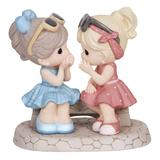 Precious Moments That's What Friends Are For Figurine, Multicolor