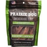 Prairie Dog Smokehouse Jerky Country Chicken Dog Treats, 15-oz bag