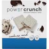 Power Crunch Power Crunch Cookies & Cream-12 Bars