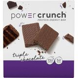 Power Crunch Power Crunch Triple Chocolate-12 Bars