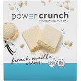 Power Crunch Power Crunch French Vanilla Cream-12 Bars