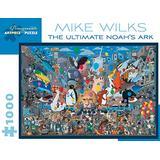 Mike Wilks: The Ultimate Noah's Ark 1,000-Piece Jigsaw Puzzle