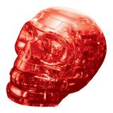 BePuzzled 48-pc. Red Skull 3D Crystal Puzzle, Multicolor