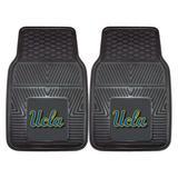 """UCLA Bruins 27"""" x 18"""" 2-Pack Vinyl Car Mat Set"""