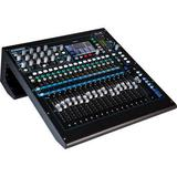 Allen & Heath Qu-16C Rackmountable Digital Mixer (Chrome Edition) AH-QU-16C