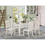 7 Pc Dining room set-Dining Table and 6 Dining Chairs