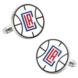 Los Angeles Clippers Cuff Links, Multicolor