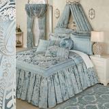 Regency Grande Bedspread Parisian Blue, King, Parisian Blue