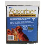 WEB Products Absorber Odor Control Replacement Pad in Green, Size 20.0 H x 25.0 W x 1.0 D in   Wayfair KHBWABSORBPD