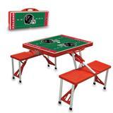 """""""Atlanta Falcons Picnic Table - Red"""""""
