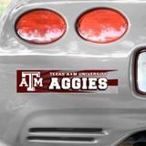 """Texas A&M Aggies WinCraft Bumper Sticker"""