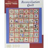 Reconciliation Quilt 300-Piece Jigsaw Puzzle