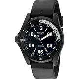Nixon Men's A960001-00 Descender Sport Analog Display Swiss Quartz Black Watch