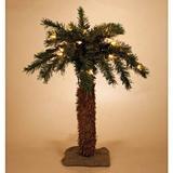 Gerson 54932 - 3210-15C Electric Lighted Bonsai Tree