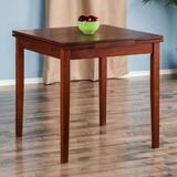 Winsome Pulman Extension Dining Table, Brown
