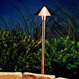 Kichler Fundamentals 1-Light Pathway Light in Brown, Size 21.5 H x 6.0 W x 6.0 D in | Wayfair 15839CO27R
