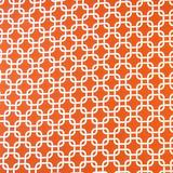 Sheetworld Links Travel Crib Light Fitted Crib Sheet Cotton in Orange, Size 24.0 W x 42.0 D in | Wayfair BB-W133
