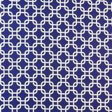 Sheetworld Links Travel Crib Light Fitted Crib Sheet Cotton in Indigo, Size 24.0 W x 42.0 D in   Wayfair BB-W141