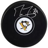 """""""Marc-Andre Fleury Pittsburgh Penguins Autographed Hockey Puck"""""""