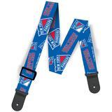 """Woodrow Guitar New York Rangers Strap"""