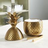 Bunny Williams Pineapple Ice Bucket - Ballard Designs
