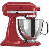 KitchenAid KSM150PS 10 Speed 5 Qt. Stand Mixer with Direct Drive Transmission Empire Red