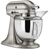 KitchenAid KSM152PS 10 Speed 5 Qt. Stand Mixer with Pouring Shield and Multipurpose Attachment Hub