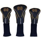 """Notre Dame Fighting Irish 3-Pack Contour Golf Club Head Covers"""