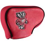 """""""Wisconsin Badgers Golf Blade Putter Cover"""""""